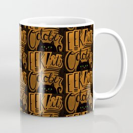 EEK! It's October! Coffee Mug