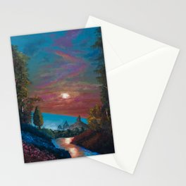 The Last Twilight Stationery Cards