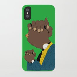 Knuckle Head I - George iPhone Case