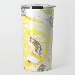 Scandi Micron Art Design | 170412 Telomeres Healing 18 Travel Mug