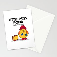 Little Miss Pond Stationery Cards