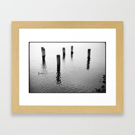 #92 Framed Art Print