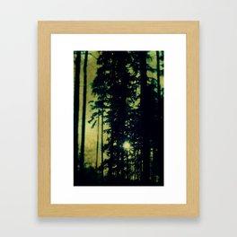 htre Framed Art Print