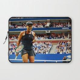 Naomi Osaka Tennis Champion Laptop Sleeve