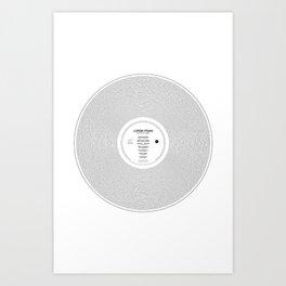 LP-IPSUM Art Print