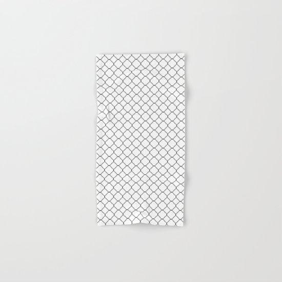 Minimalist Moroccan Hand & Bath Towel