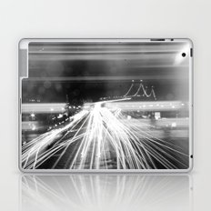 The Night Vibes Electric Laptop & iPad Skin