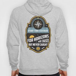 Stay The Course Hoody