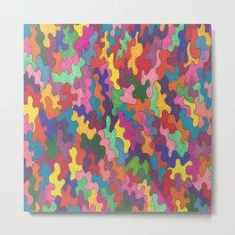 Jigsaw Metal Print