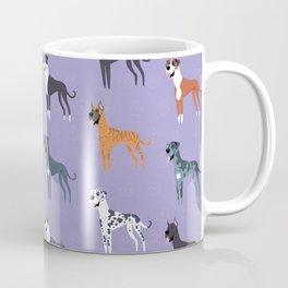 Great Danes Coffee Mug