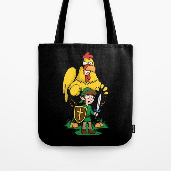 The Legend of Ernie (dark background) Tote Bag