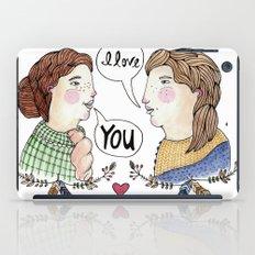 Lady Love iPad Case