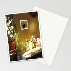Sunlight streaming Stationery Cards
