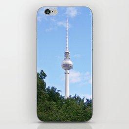 Berlin TV Tower IV iPhone Skin