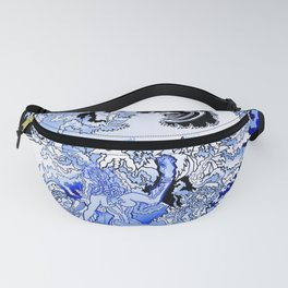 Other Worlds: TheBlue Dimension Fanny Pack