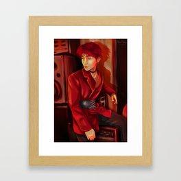 Exo: Baekhyun Framed Art Print