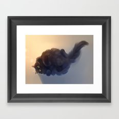 22 pounds of fun Framed Art Print