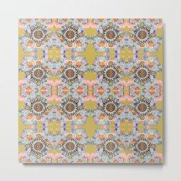Semi-Eternal Tapestry Metal Print