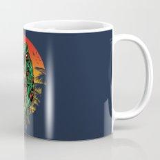 Zombie T-Rex Mug