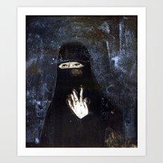 Saudi Art Print