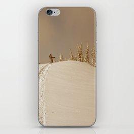 Winter day 5 iPhone Skin