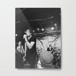 Richie Ramone Metal Print