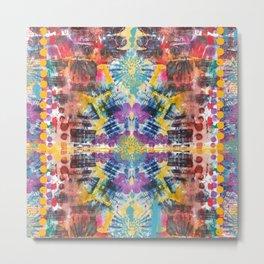 Batik 1 Metal Print