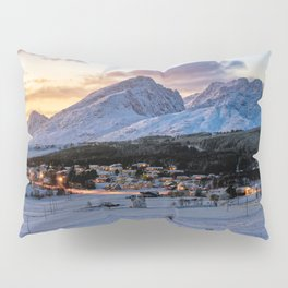 Borge, Lofoten Norway Pillow Sham
