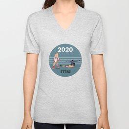 Knockout 2020 Unisex V-Neck