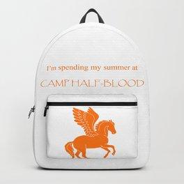Spending my summer at Camp Half-Blood Backpack