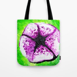Purple Flower - Mazuir Ross Tote Bag