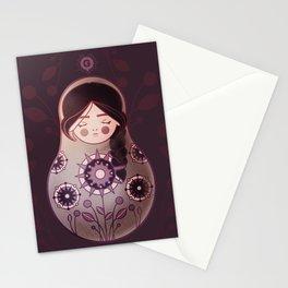 Yuliana doll Stationery Cards