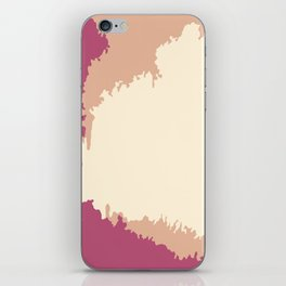 Painted Abstract iPhone Skin