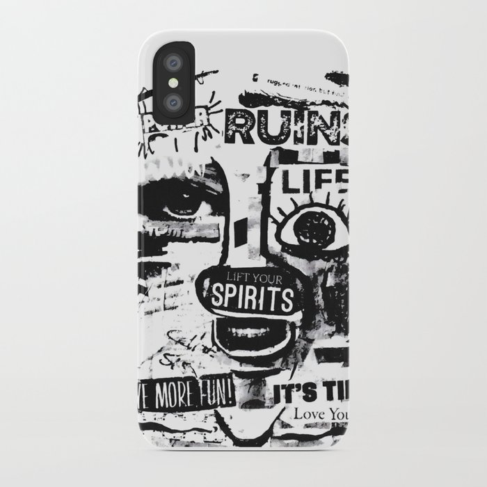 Power Ruins iPhone Case