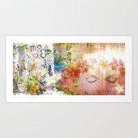Spring Awakening - Ho'omana Art Print