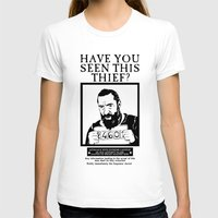 les miserables T-shirts featuring [ Les Miserables ] Jean Valjean Hugh Jackman Mis by Vyles