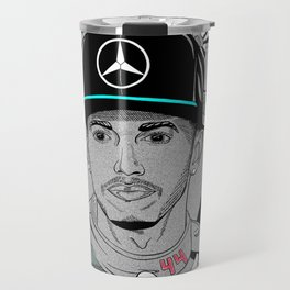 2017 The Year of the Silver Arrows Travel Mug