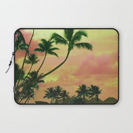 Bora Bora Tahiti Sunset 2 Laptop Sleeve