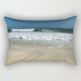 Photo 32 ocean beach Rectangular Pillow