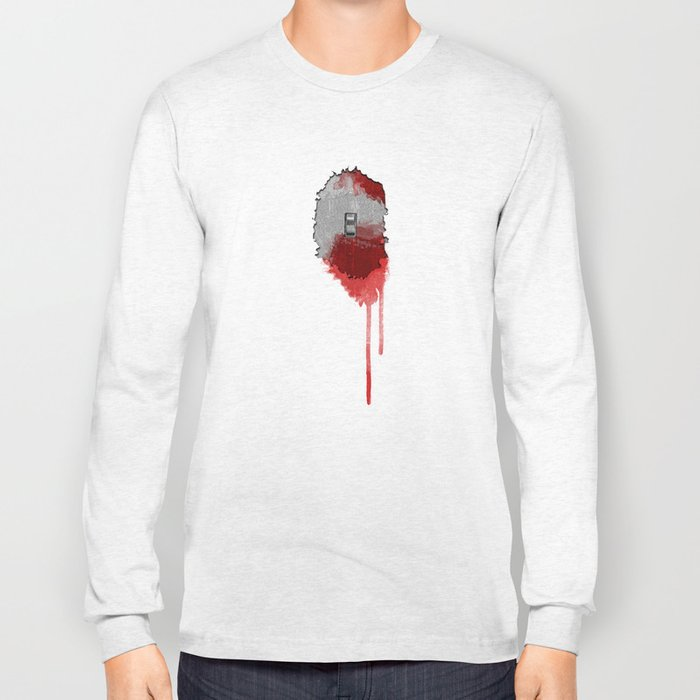 on/off Long Sleeve T-shirt