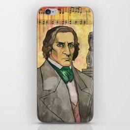Frederic Chopin iPhone Skin