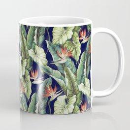 Night tropical garden II Coffee Mug