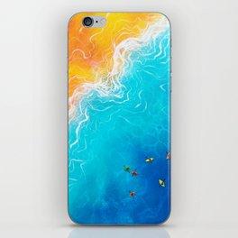 The Floatilla Club iPhone Skin