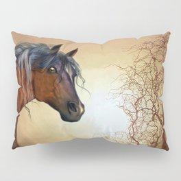 HORSE - Misty Pillow Sham