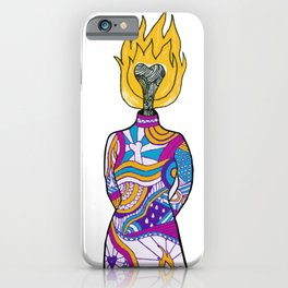 Foster The People Torches Supermodel iPhone Case