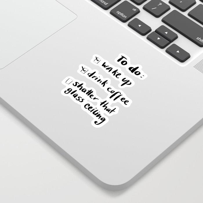 to do Sticker
