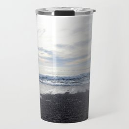Rodeo Beach with Killer Clouds Travel Mug