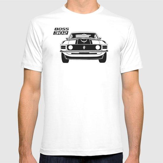 Boss 302 T-shirt