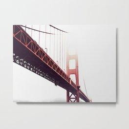bridge with color Metal Print