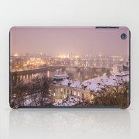 prague iPad Cases featuring Prague 3 by Veronika